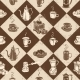 Caffe Pattern - GraphicRiver Item for Sale