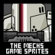 The Mechs - Game Sprites - GraphicRiver Item for Sale