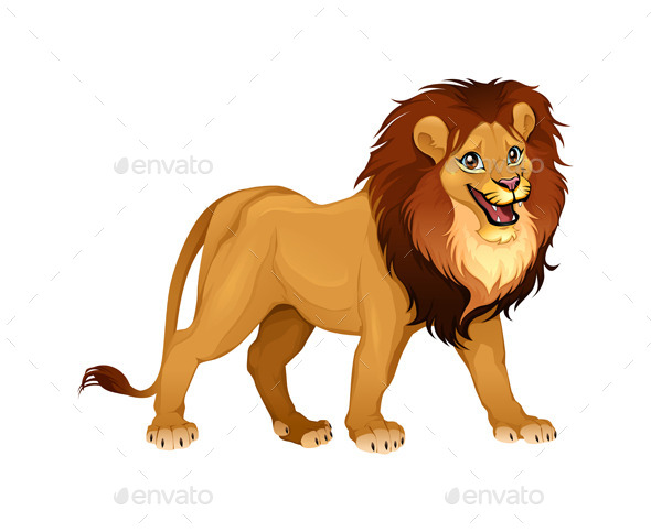 Lion King - Animals Characters