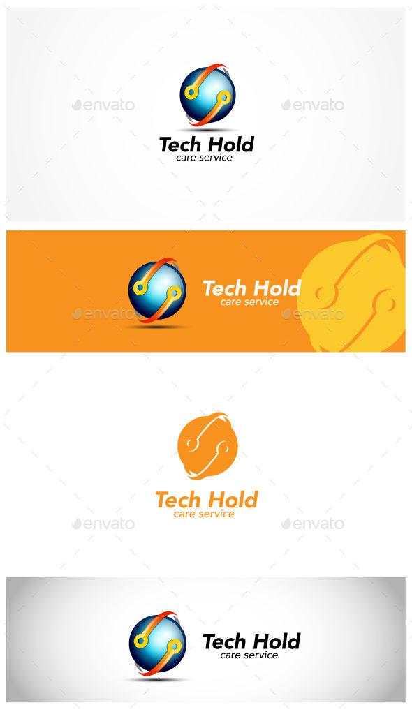 Tech Service - 3d Abstract