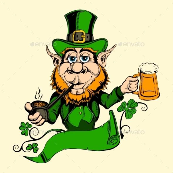 St. Patrick. - Miscellaneous Conceptual
