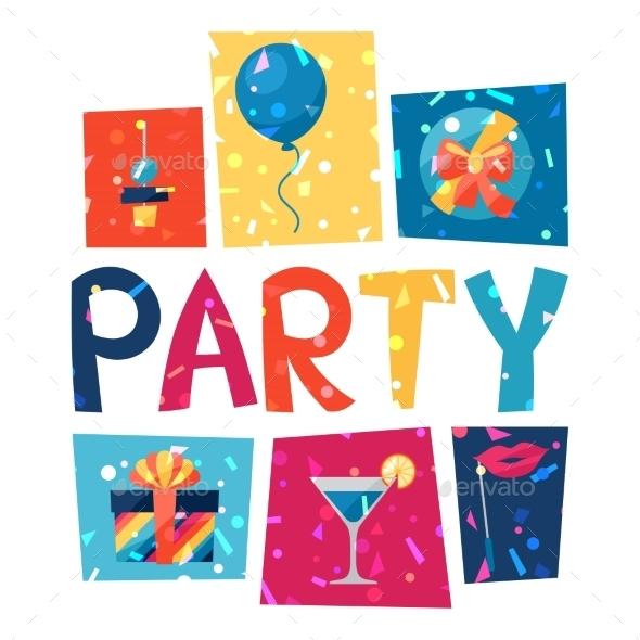 Celebration Party - Birthdays Seasons/Holidays