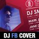 Event Club Party Facebook Timeline Cover Template - GraphicRiver Item for Sale