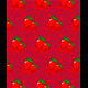 Pattern with Two Strawberries - GraphicRiver Item for Sale