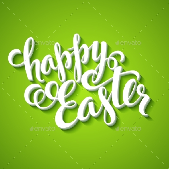 Title Happy Easter - Miscellaneous Seasons/Holidays