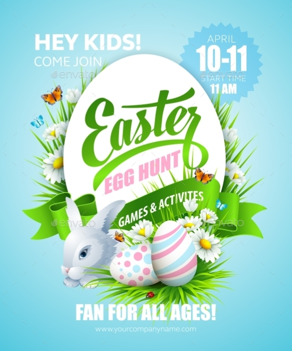 Easter Poster - Miscellaneous Seasons/Holidays