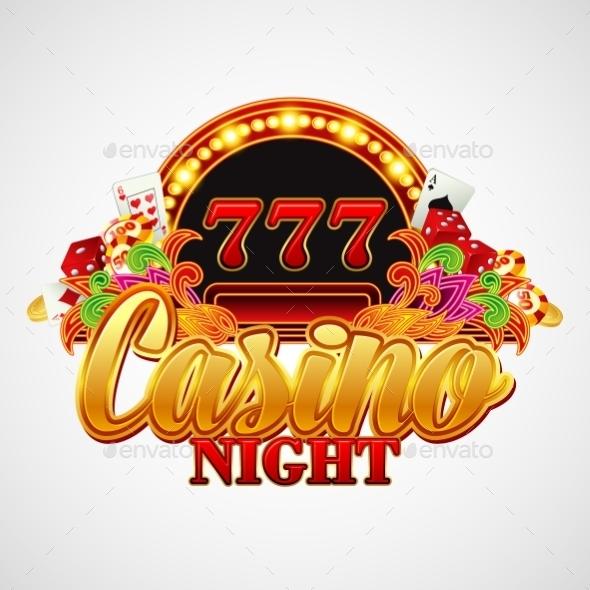 Casino Background - Sports/Activity Conceptual