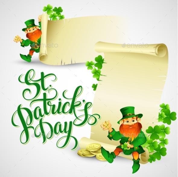 Saint Patricks Day - Seasons/Holidays Conceptual