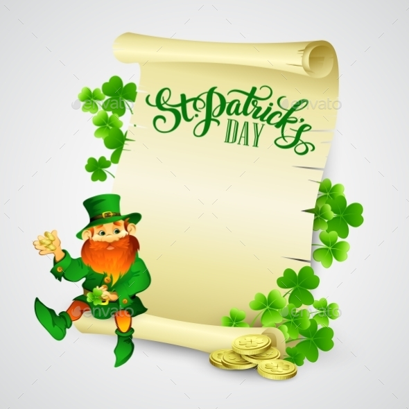 Saint Patricks Day - Seasons/Holidays Conceptual