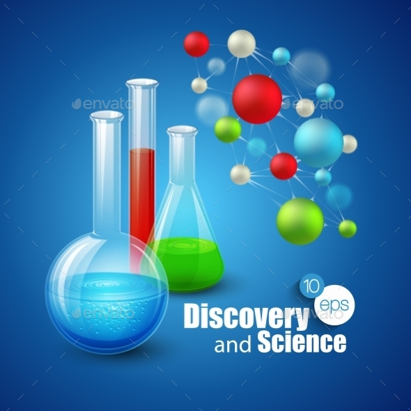 Science Background  - Health/Medicine Conceptual