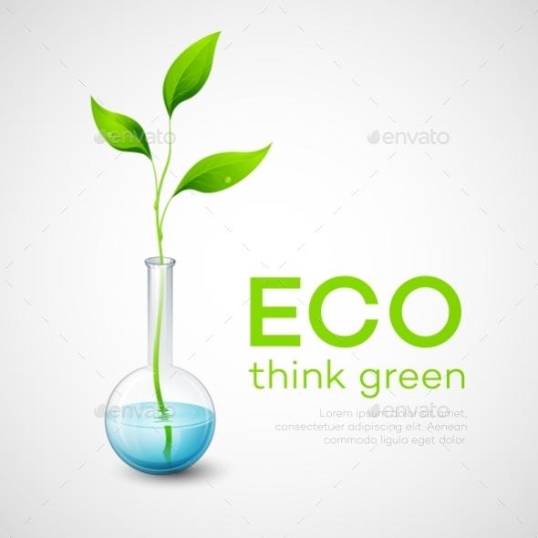 Ecologic Background  - Health/Medicine Conceptual