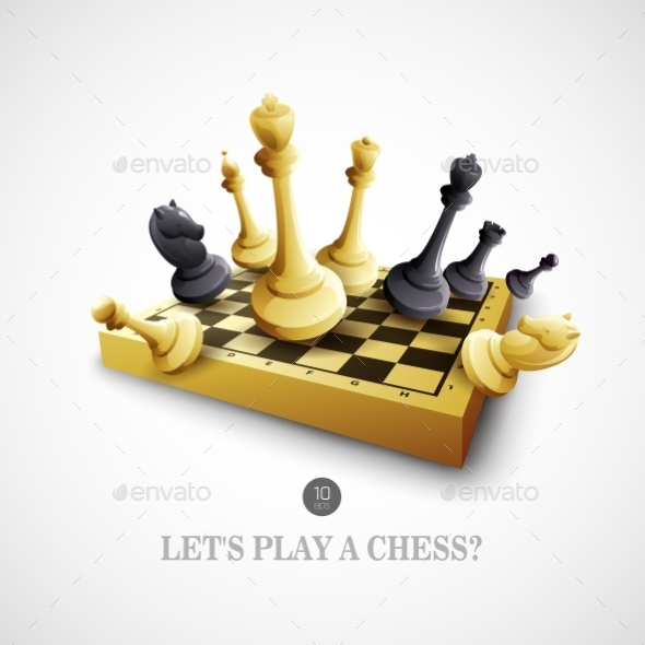 Chess  - Objects Vectors