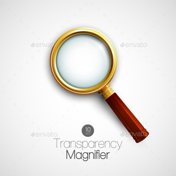 Magnifier - Objects Vectors