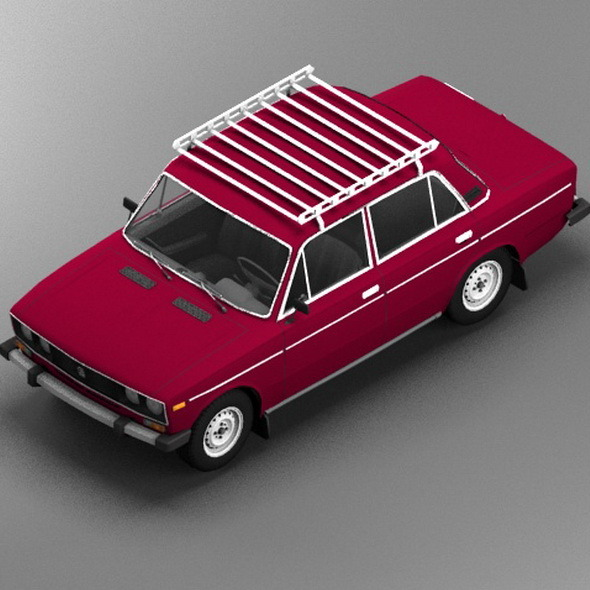 VAZ 2106 - 3DOcean Item for Sale