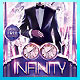 Infinity Flyer - GraphicRiver Item for Sale
