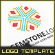 Gem Stone - Logo Template - GraphicRiver Item for Sale