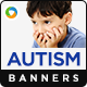 Autism Banners