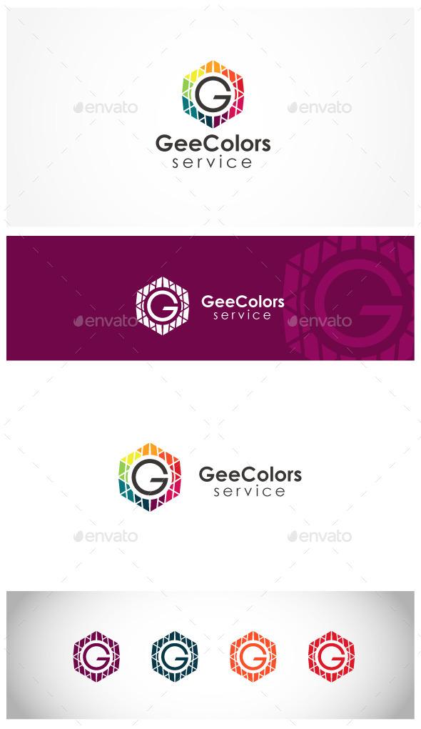 G Logo - Letters Logo Templates