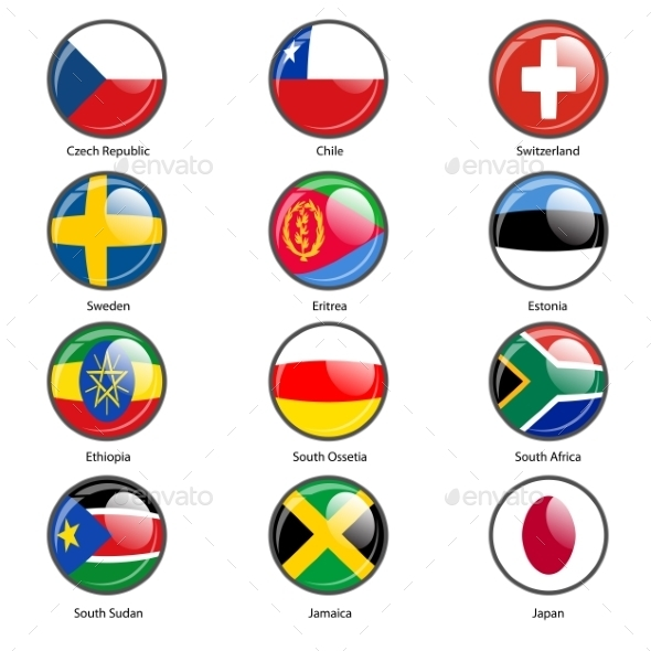 Flags of the World  - Web Technology