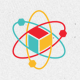 Atomicube Logo Template - GraphicRiver Item for Sale