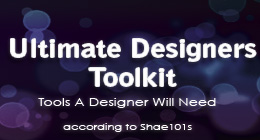Ultimate Designers Toolkit: A Variety of Tools for every designer