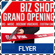 Agency & Shop Grand Opening Commerce Flyer - GraphicRiver Item for Sale