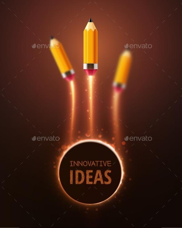 Innovative Ideas - Technology Conceptual