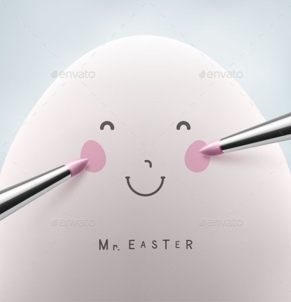 Mister Easter - Miscellaneous Seasons/Holidays