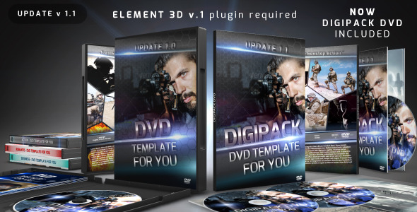 Let s promote your dvd by petrosgreat videohive for Dvd flick menu templates download