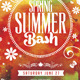Spring Summer Bash - GraphicRiver Item for Sale