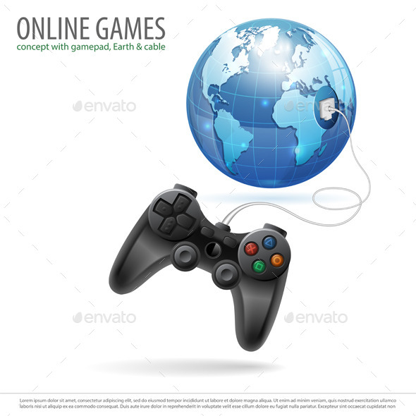 Online Games - Web Technology