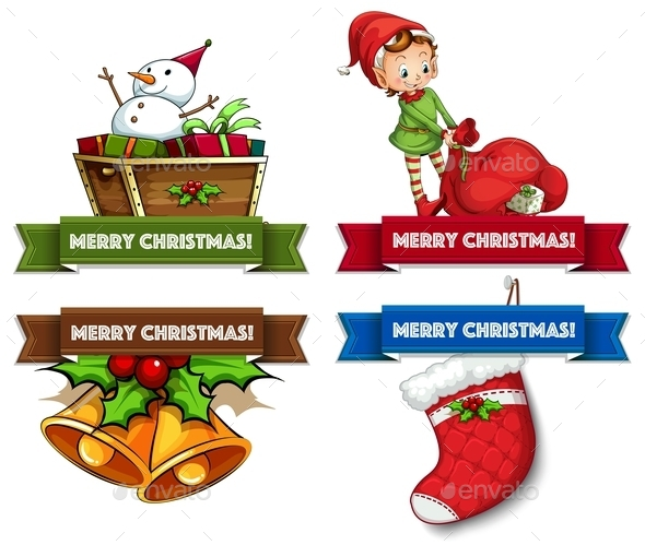 Christmas Logos - Christmas Seasons/Holidays