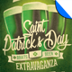 Retro St. Patrick's Day Party Flyer Template - GraphicRiver Item for Sale