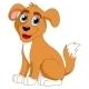 Cartoon Puppy - GraphicRiver Item for Sale