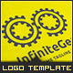 Infinite Gear - Logo Template - GraphicRiver Item for Sale