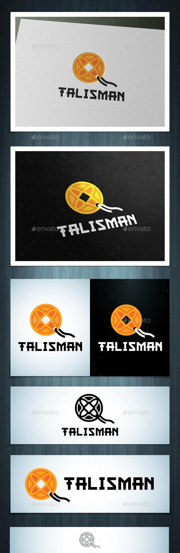 Talisman - Vector Abstract