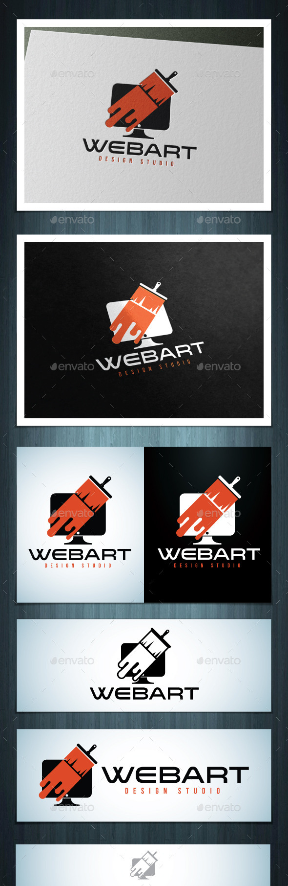 WebArt - Vector Abstract