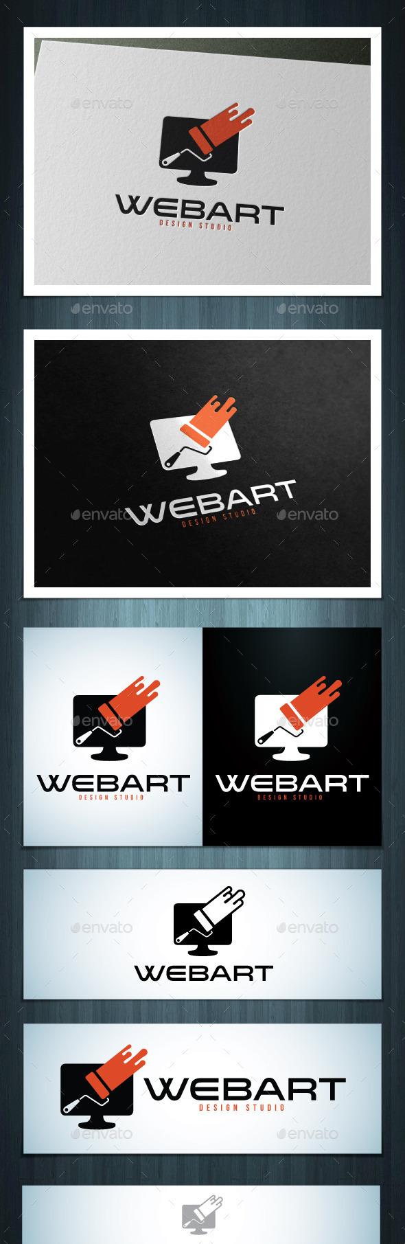 WebArt2 - Vector Abstract