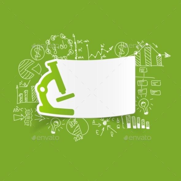 Drawing Business Formulas - Miscellaneous Vectors