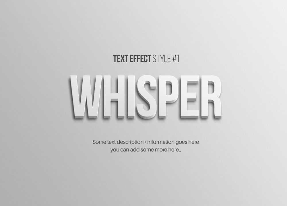 Text Effects V1 0