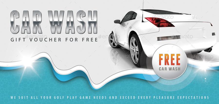 3 in 1 car wash gift voucher bundle by rapidgraf graphicriver 3 in 1 car wash gift voucher bundle yelopaper Gallery