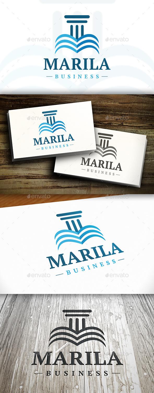 Marine Law Logo - Nature Logo Templates