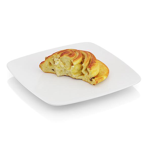 Bitten sweetroll - 3DOcean Item for Sale