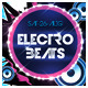 Electro Beats Party Flyer - GraphicRiver Item for Sale