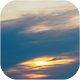Sunburst Across The Clouds - VideoHive Item for Sale