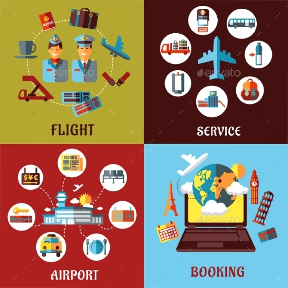 Aviation Designs - Travel Conceptual