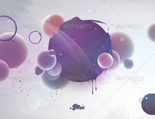 Abstract form, design elements, design a fantastic - Abstract Conceptual