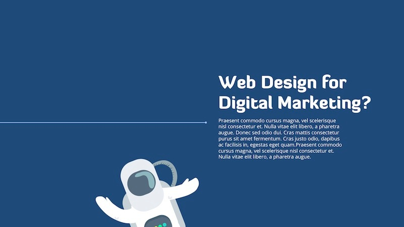 Digital Marketing Powerpoint Template By Slidehack Graphicriver