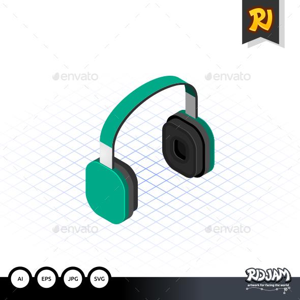 Isometric Headset - Media Technology
