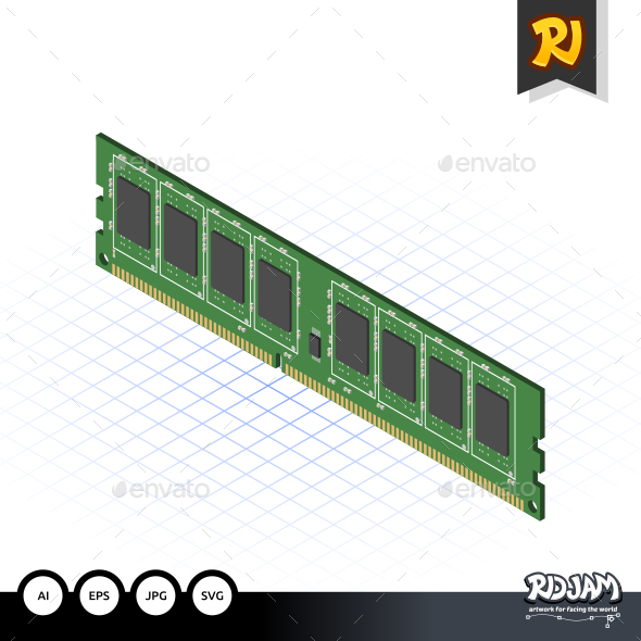 Isometric RAM - Computers Technology